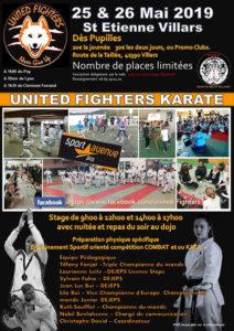 affiche-united-fighters-karate-25-et-26-mai-2019