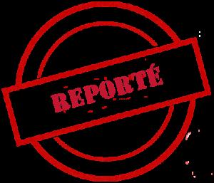 Tampon-reporté
