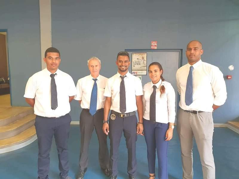 l'équipe opérationnelle de la CORG