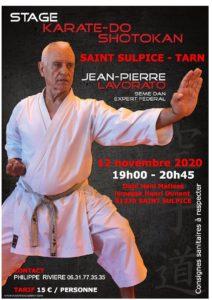 2020-11-12- Stage Lavorato - st sulpice