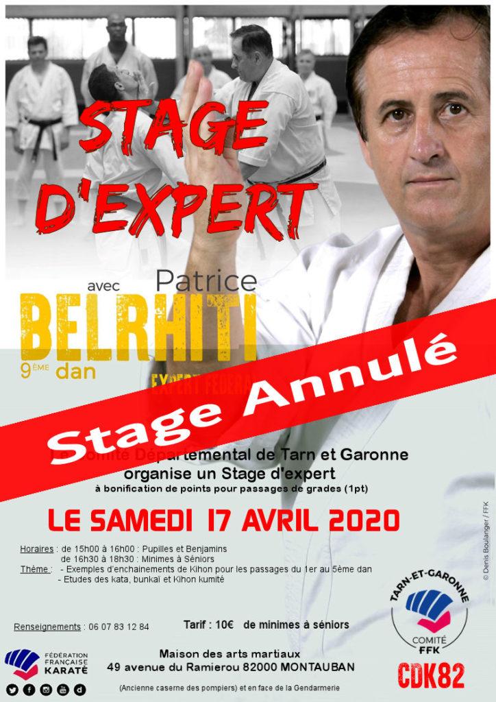 Affiche Patrice 2021